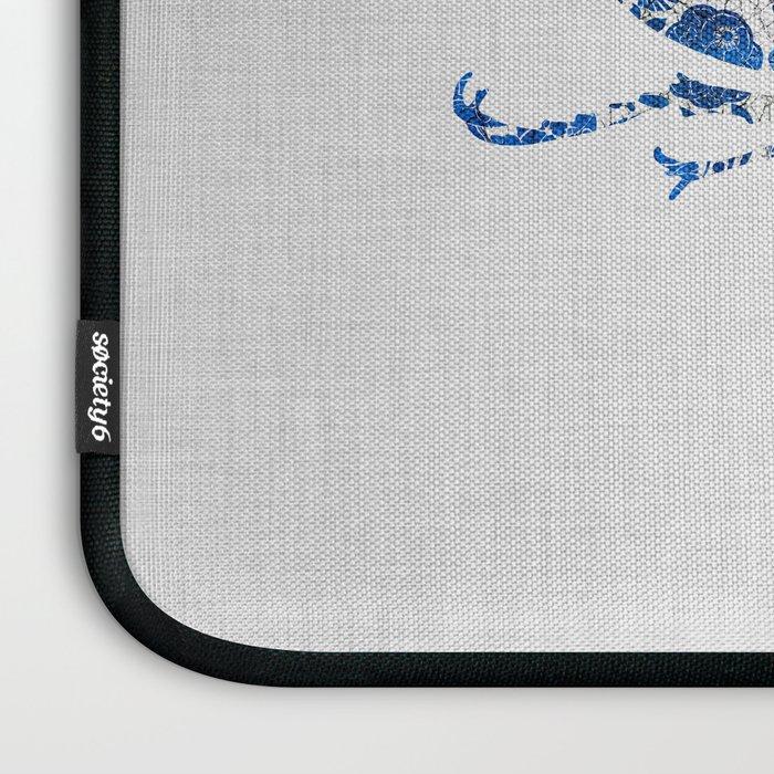 Blue Beetle III Laptop Sleeve