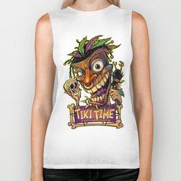 Tiki Time Biker Tank