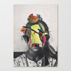 WOMAN 10/30 (2015) Canvas Print