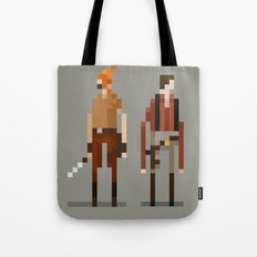 Brains and Brawn Tote Bag