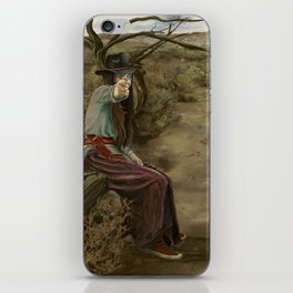 Back Off iPhone Skin