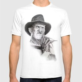 Freddy krueger nightmare on elm street T-shirt