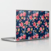 the 100 Laptop & iPad Skins featuring 100 Floral by Dave Higs