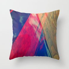 Signs in the Sky Collection II- Pillars to the Sky Throw Pillow