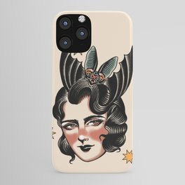 Batty about you iPhone Case