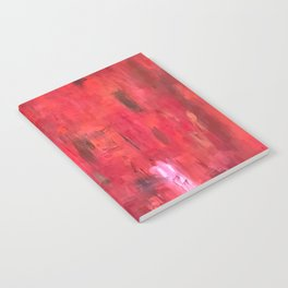 Meditations on Red Notebook