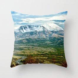 St Helens Chroma Throw Pillow