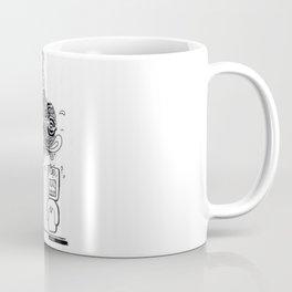 """""""Bla, bla, bla"""" Coffee Mug"""