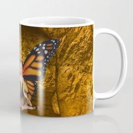 Cave Dweller Butterfly Fairy Coffee Mug