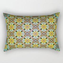 Bug deco pattern 2a Rectangular Pillow