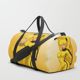 Hot Banana Duffle Bag