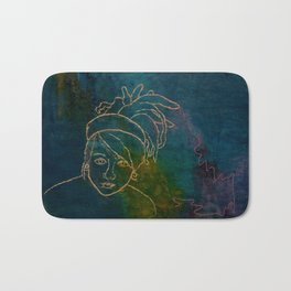 Dread Head Bath Mat