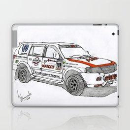 Race Prepped Jeep! Laptop & iPad Skin