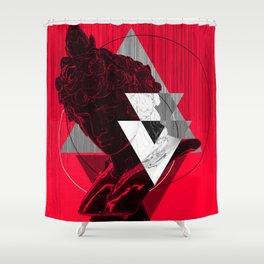 Bacchus Shower Curtain