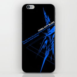 neuromancer iPhone Skin