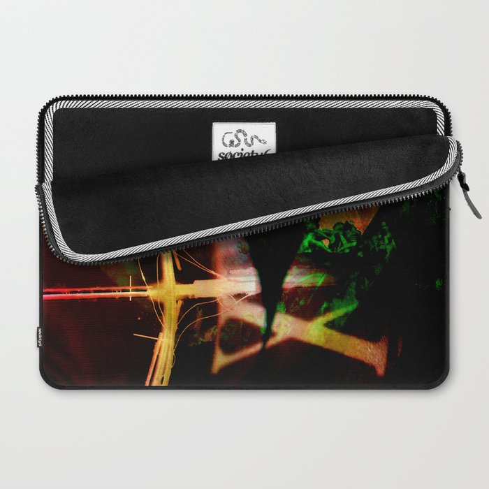 Arc of Time Laptop Sleeve