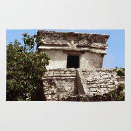 Ruins of Tulum Rug