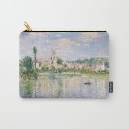 Vetheuil in Summer 1880 by Claude Monet Carry-All Pouch