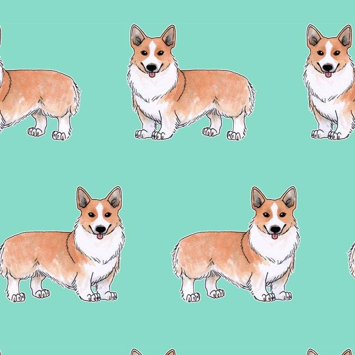 Pembroke Welsh Corgi dog Leggings