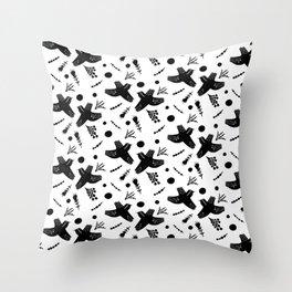 Freebirds Throw Pillow