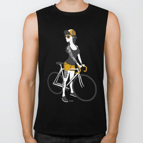 Fix Girl Biker Tank