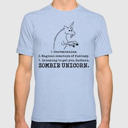 Zombie Unicorn. T-shirt