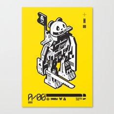 A:06 Canvas Print
