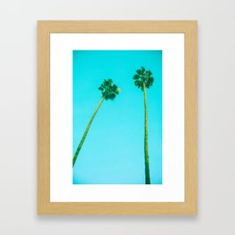 Palms of LA Framed Art Print
