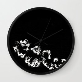 Estopa Wall Clock