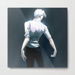 Victor's back Metal Print