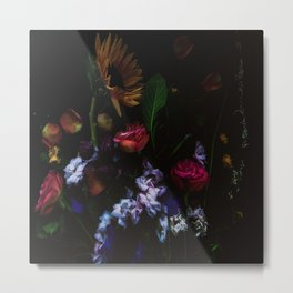 Moody Wild Finds Metal Print