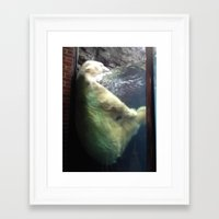cuddle Framed Art Prints featuring Cuddle by LoneTraveller