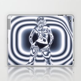 Bond Girl Laptop & iPad Skin