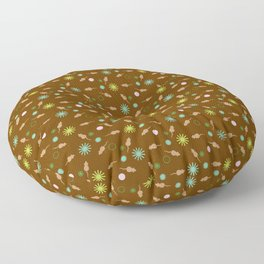 Brux & Boggle #1: Rat Sprinkles (chocolate) Floor Pillow