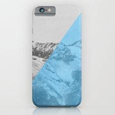 NEON NATURE | Blue iPhone 6s Slim Case