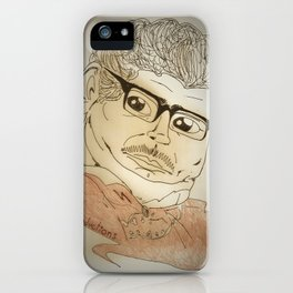 The best cosplay of the best human being on this planet iPhone Case