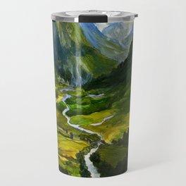 The Hidden Valley (original) Travel Mug