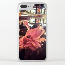 Tremble Clear iPhone Case