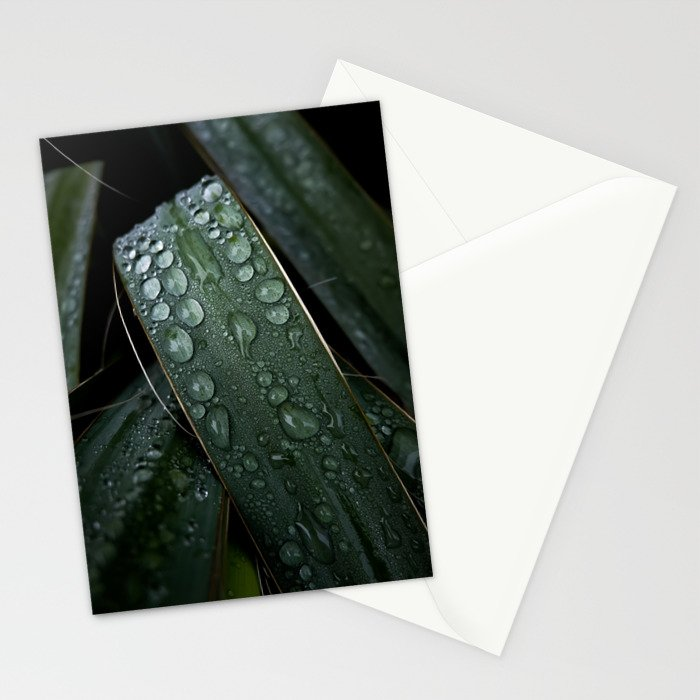 Bejeweled Blades Stationery Cards