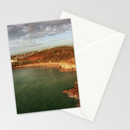 Aerial view of Bracelet Bay Stationery Cards