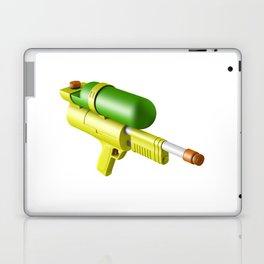 Water Gun Laptop & iPad Skin