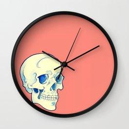 Mortal Colors Wall Clock