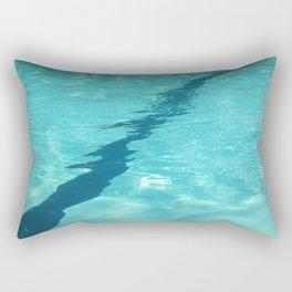 Peaceful Water Rectangular Pillow