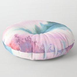 Enchanted Lake Floor Pillow