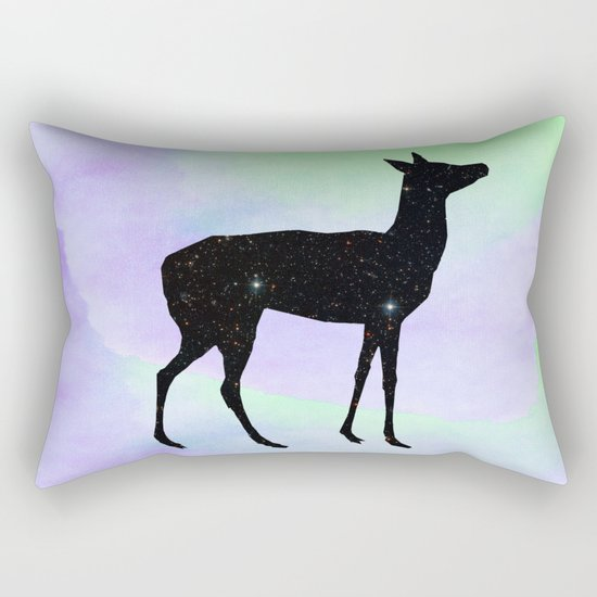 All these dreams Rectangular Pillow