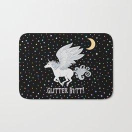 Glitter Butt! Bath Mat
