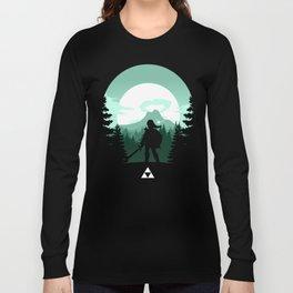 The Legend of Zelda - Green Version Long Sleeve T-shirt