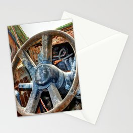 GMC Wheel Stationery Cards