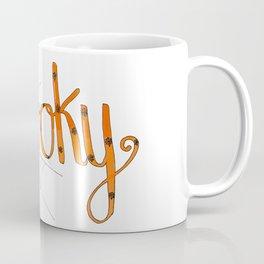Spooky! Coffee Mug