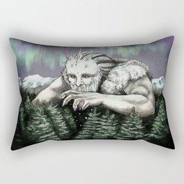 Ymir the Frost Giant Rectangular Pillow